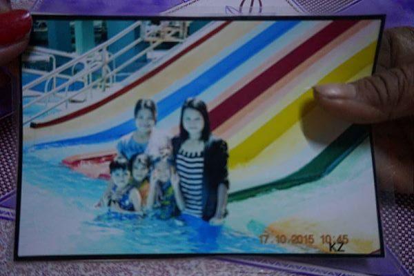ミャンマー人の写真