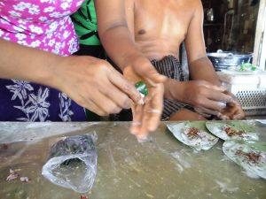 噛みタバコの作り方3