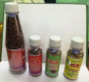 ミャンマーの伝統医薬品