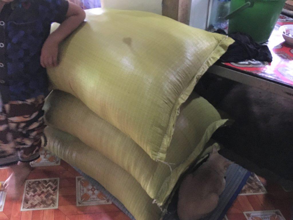 50Kgの米袋