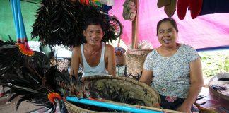 ミャンマー人夫婦